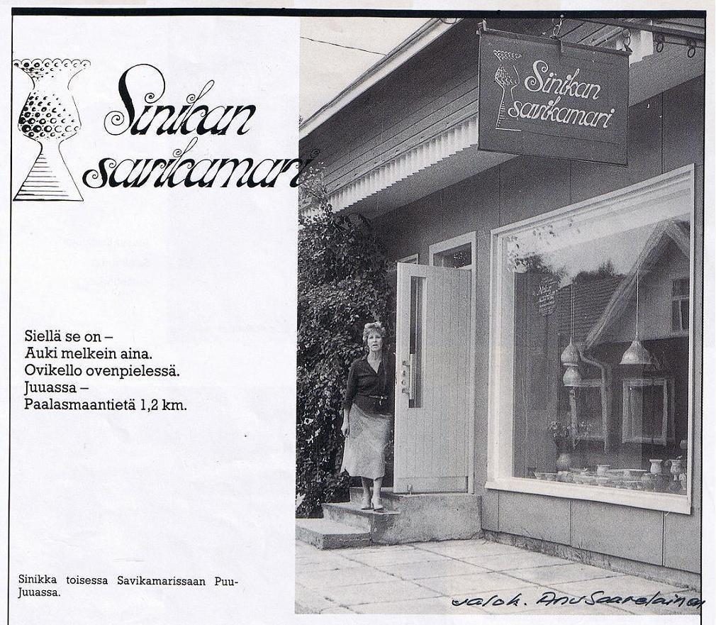 Posliininmaalaus ja Keramiikka -lehti no 4 1986
